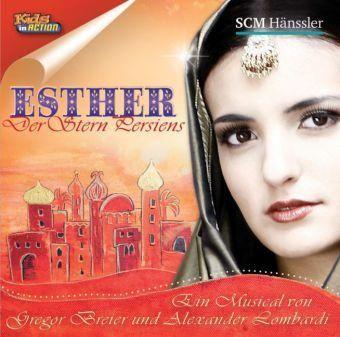 Hörbuch: Esther  von Alexander Lombardi