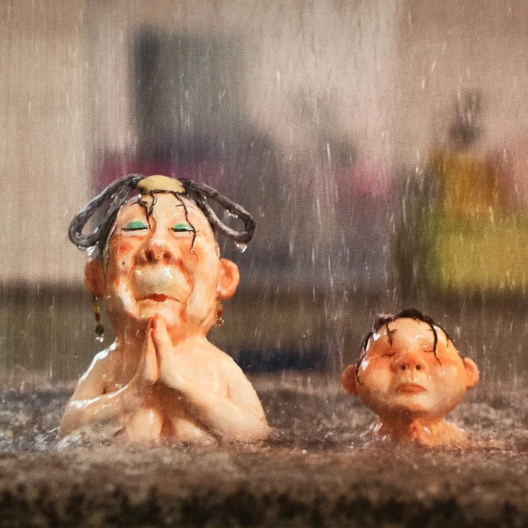 Korean picture book. JangSutang (Bathhouse) Fairy Godmother by ...