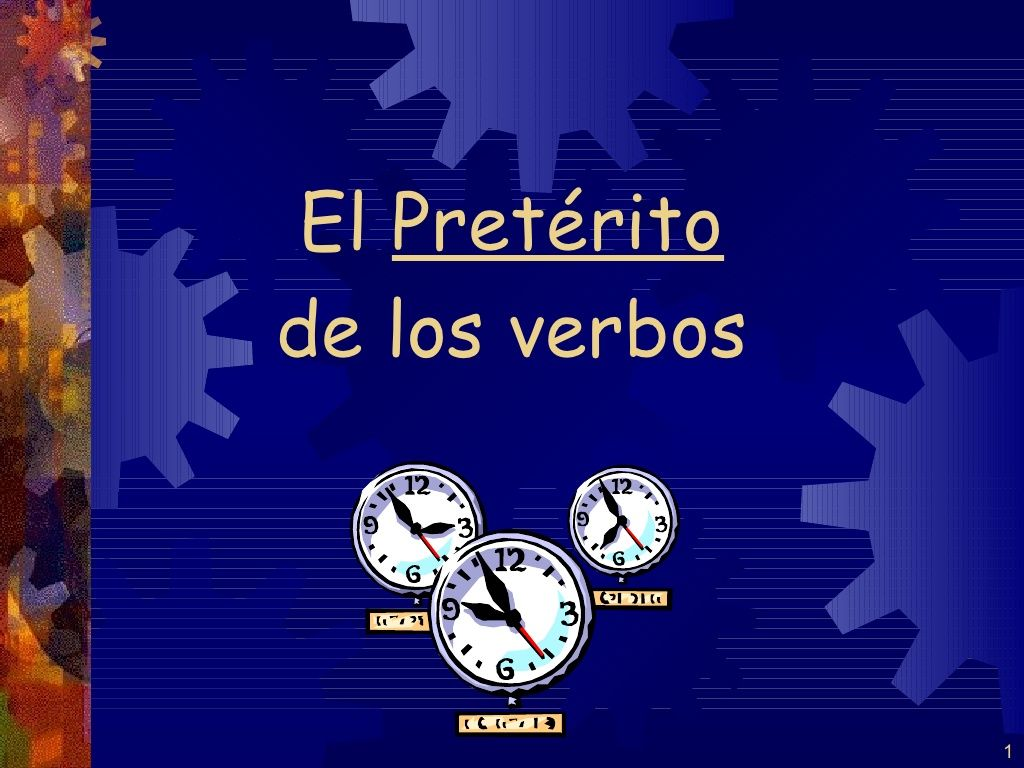 Preterito Review By Carmen Sales Delgado Via