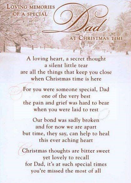 Daddy This Will Be Our First Xmas Without You It Will Never Be The Same We Miss You Unconditionally Happy Xma Dad In Heaven Dad Quotes Remembering Dad