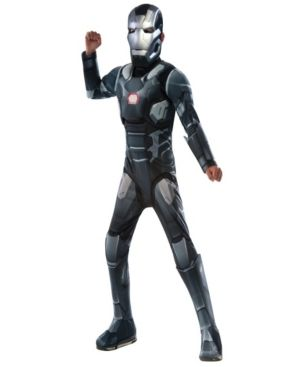 MARVEL CAPTAIN AMERICA CIVIL WAR SUPERHERO FANCY DRESS COSTUME