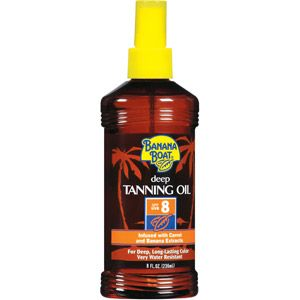 Banana Boat Spf 8 Uvb Tanning Oil My Best Friend In The