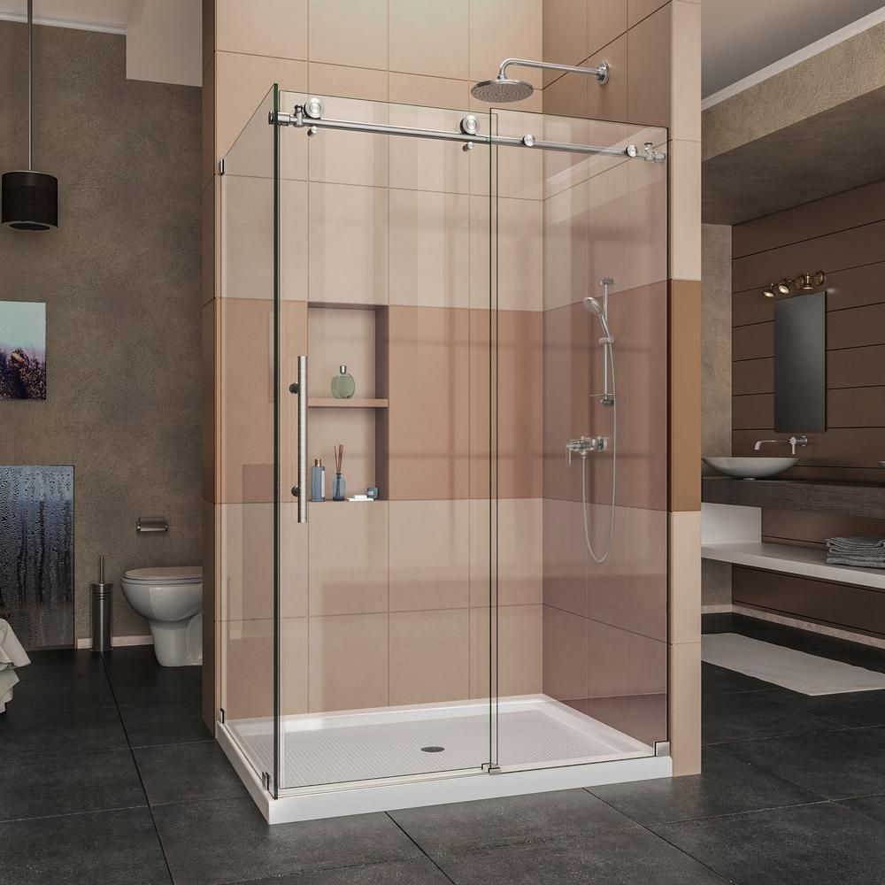 neo angle round shower stalls kits showers inside shower stall doors ...