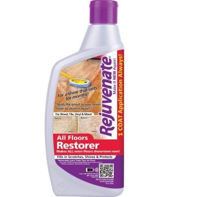 Rejuvenate 32 oz. All Floor Restorer and ProtectantRJ32F