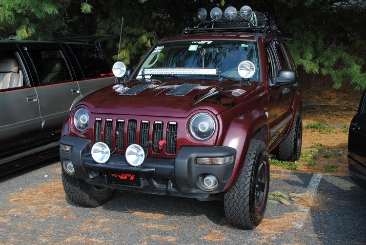 Richard NJ C4V1 Jeep liberty, Jeep liberty renegade