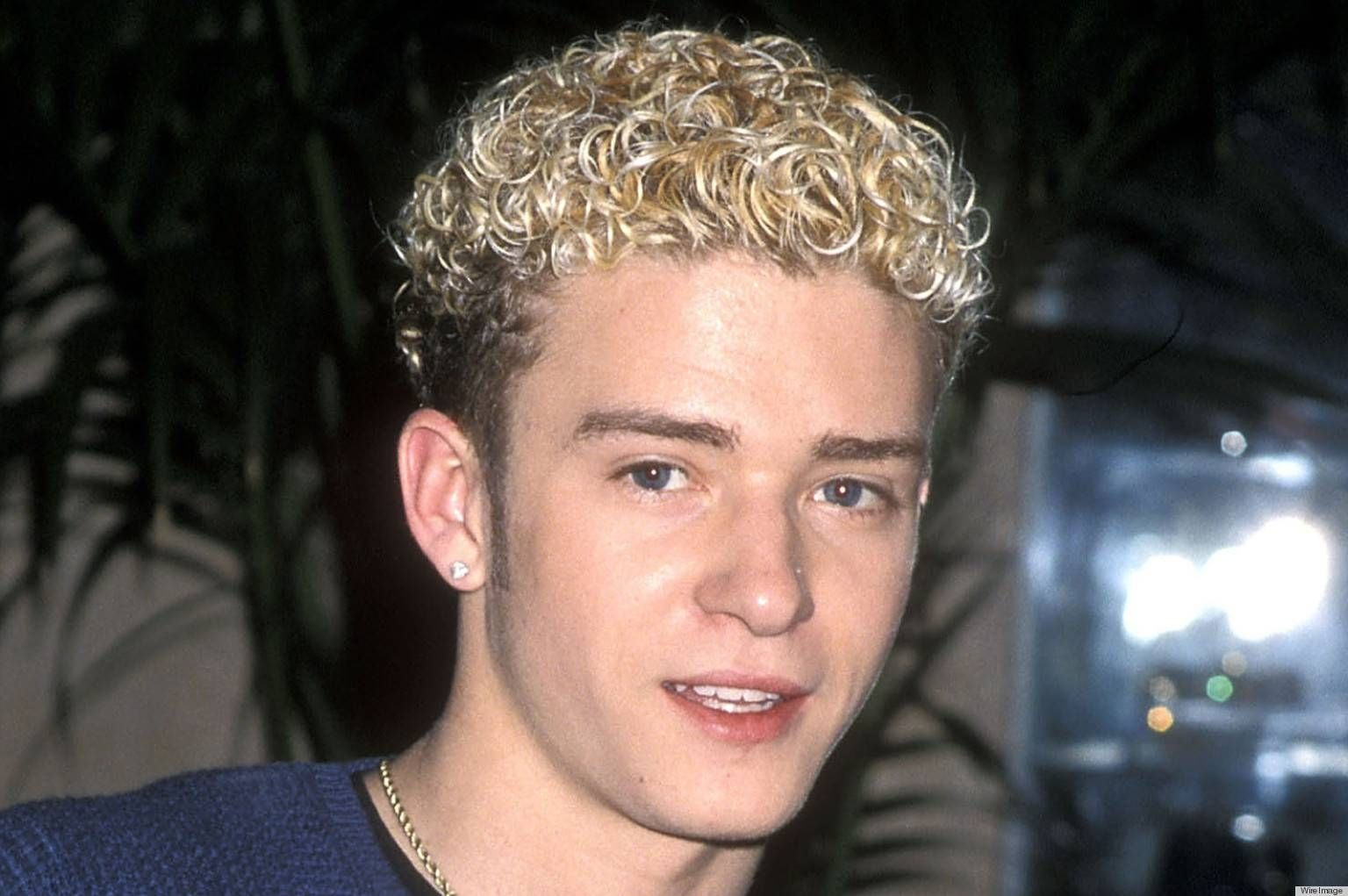 Justin Timberlake S Style Evolution From Frosted Tips To Three 90s Hairstyles Hair Styles Bad Haircut