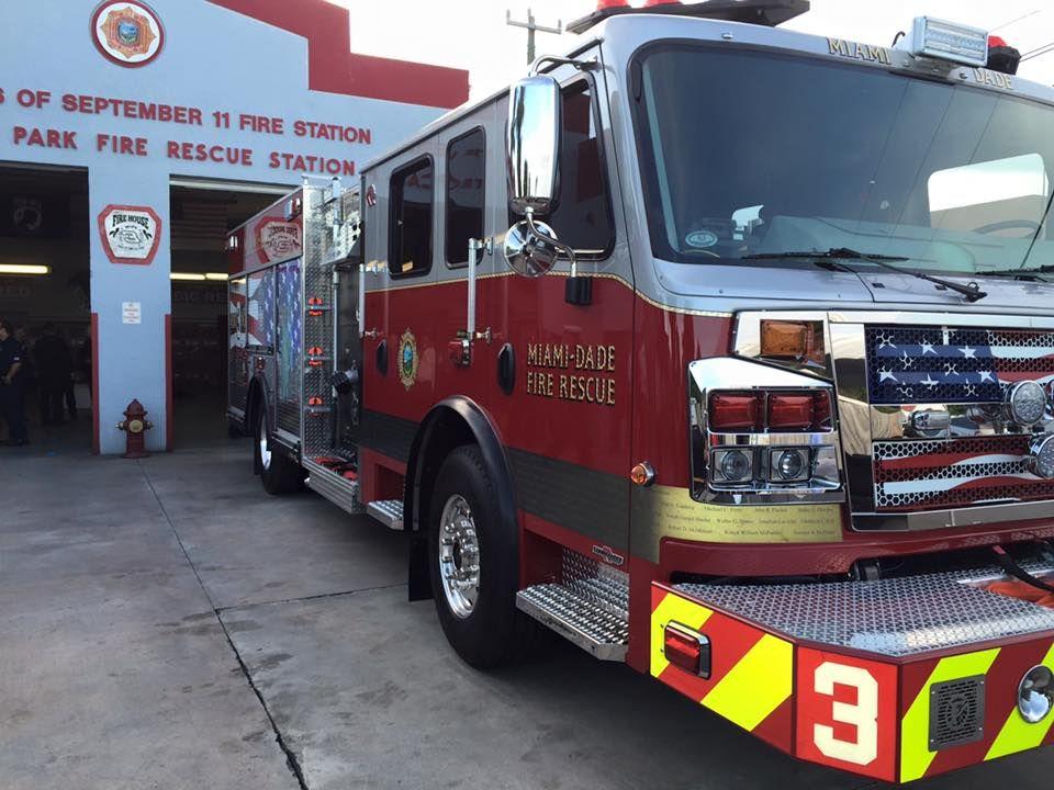Miami Dade Fire Rescue via Amplification, Inc. Digital
