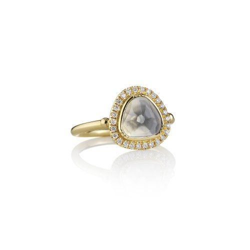 Starlight Diamond Pavé Ring 11