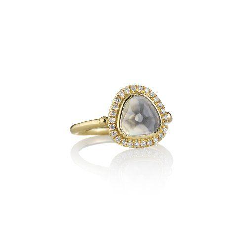 Starlight Diamond Pavé Ring 11