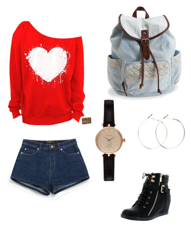 """""""Untitled #14"""" by kristina-li454 on Polyvore featuring art"""