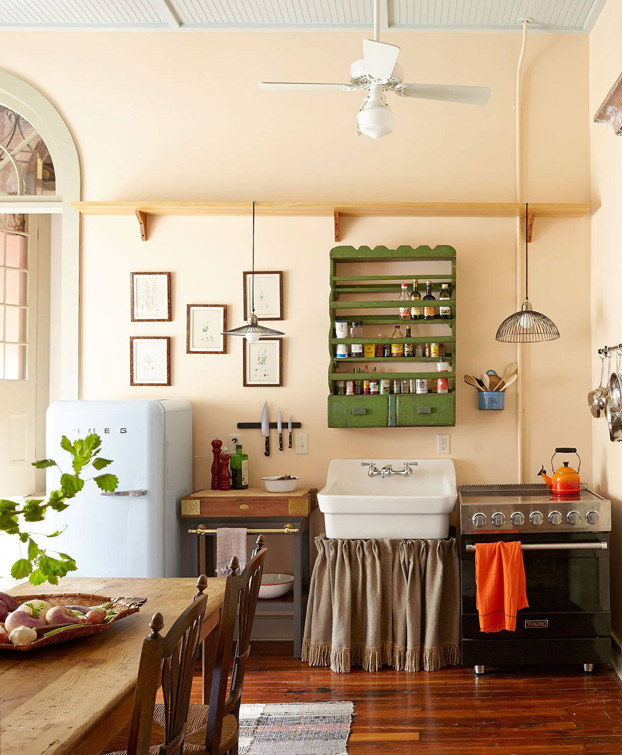 Rebirth in new orleans october contemporary kitchen