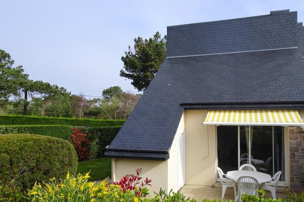 Doppelhaushalfte Erquy Bre021048 Ferienhaus Haus Outdoor Dekorationen
