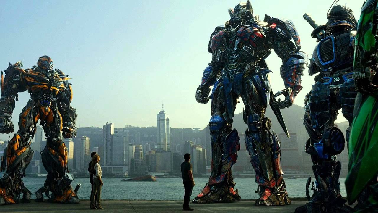 Transformers 1 Stream German