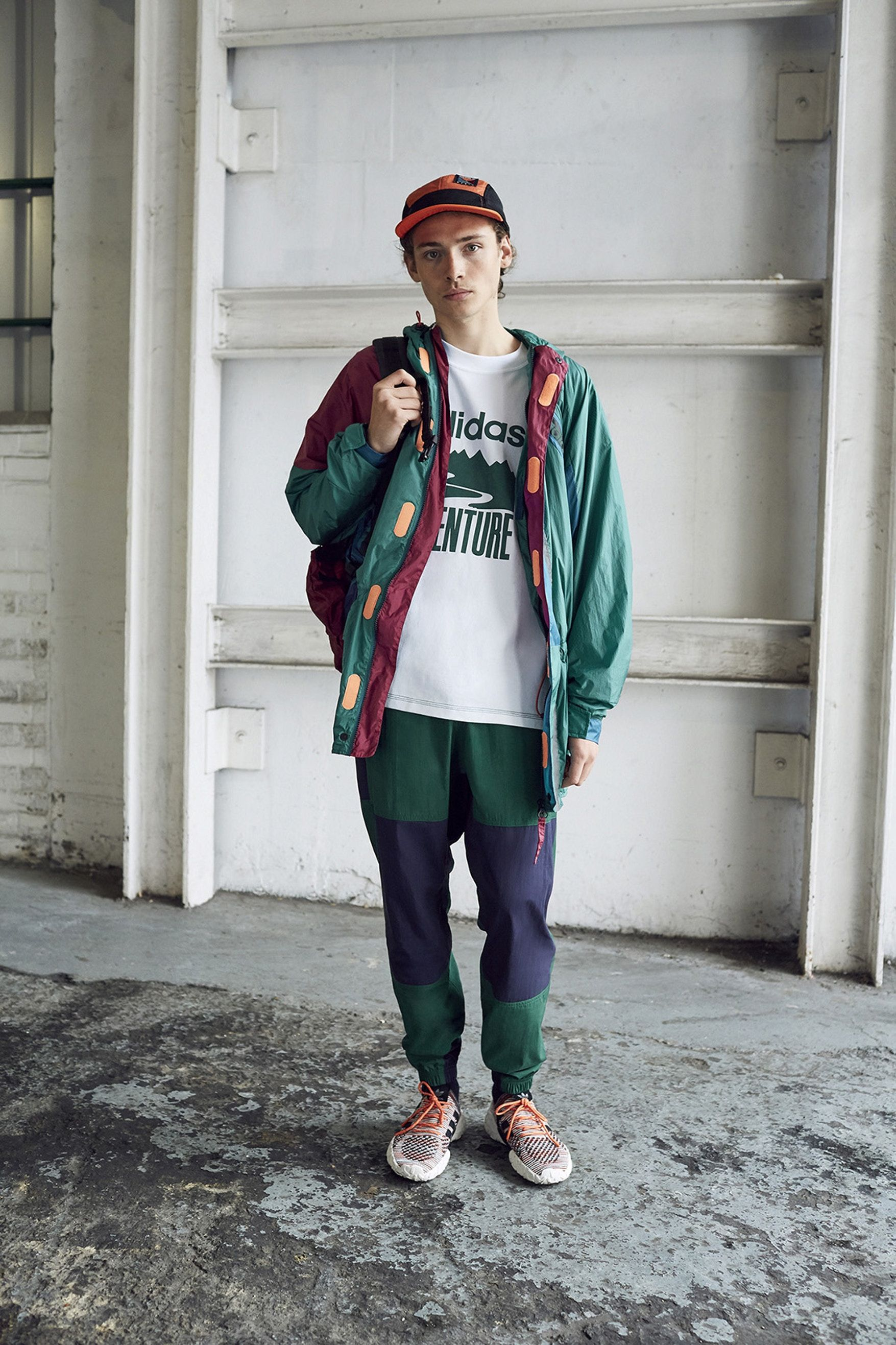 62daecf0369 adidas Originals Reveals Utilitarian ATRIC Collection for Spring ...