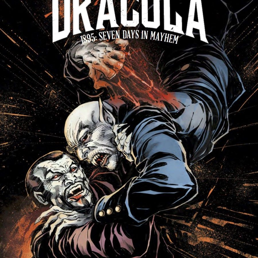 Final Issue Conclusion To The All New Comic Series Based On The Best Selling Anno Dracula Novels By Kim Newman Written B Dracula Novel Dracula Pop Culture