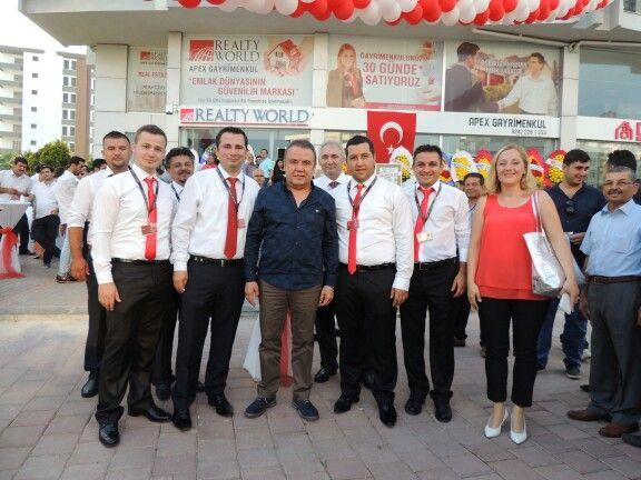 Konyaaltı, Antalya, Konyaaltı konumunda Realty World Apex Gayrimenkul