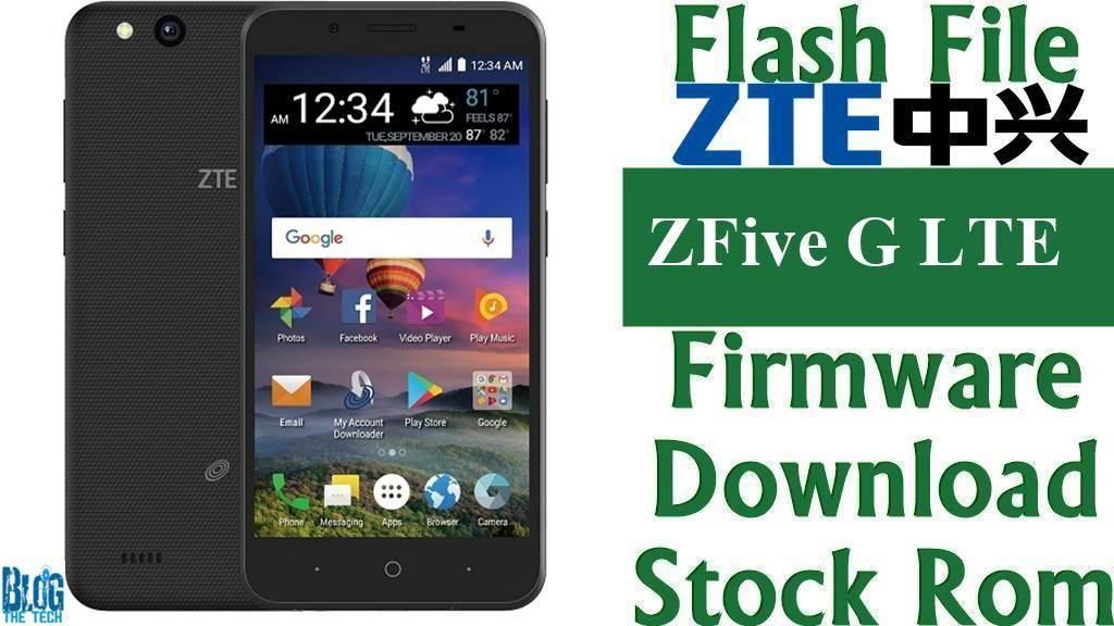 Zte n9518 firmware