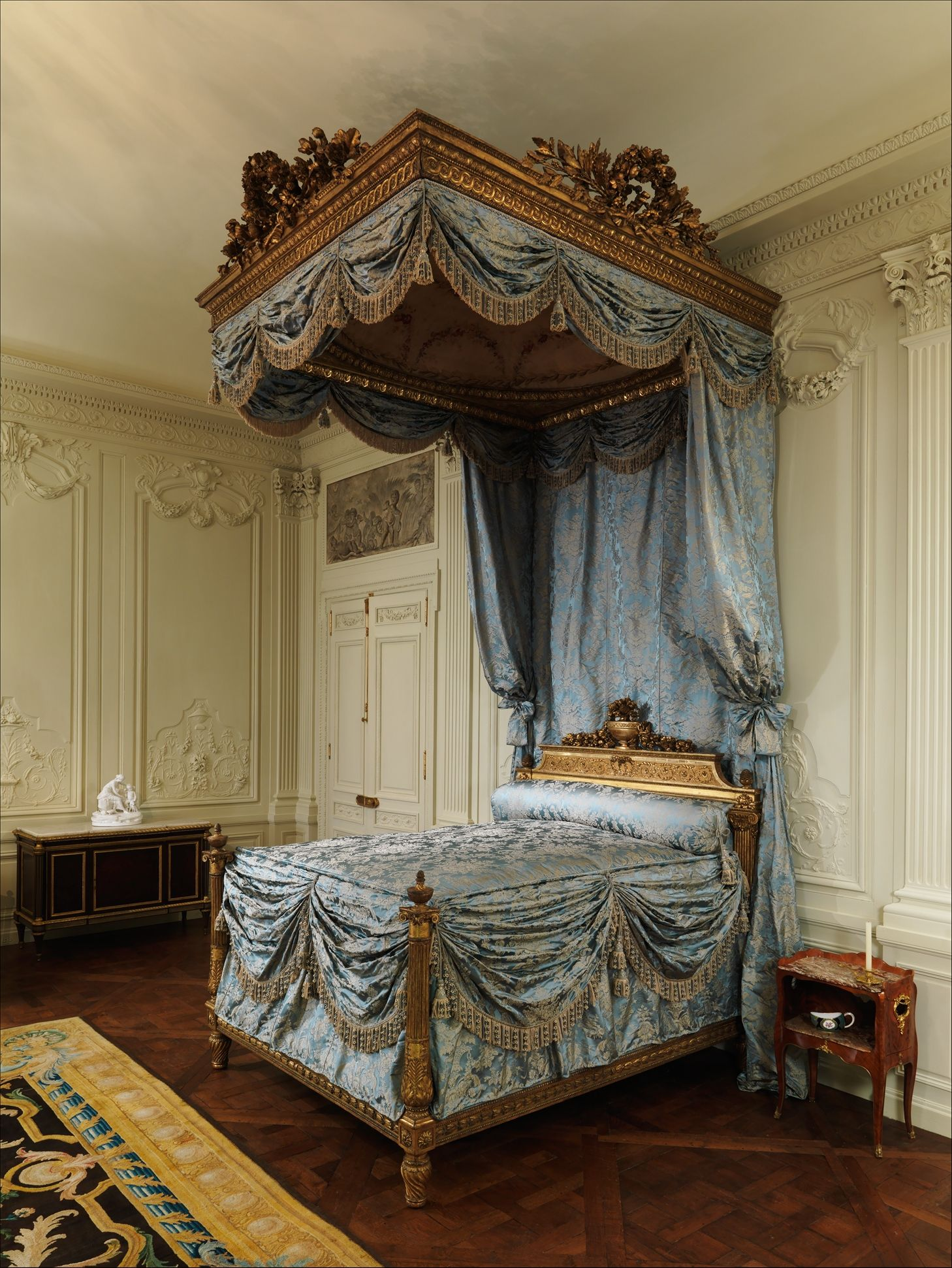 Boiserie from the Hôtel Lauzun French, Paris The
