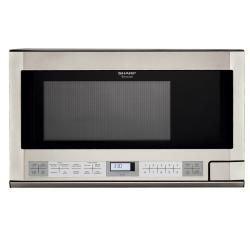 Sharp 1.5 Cubic-Foot 1100-Watt Over-the-Counter Microwave  @Overstock - This microwave from Sharp features 1100 watts of power to tackle the most difficult kitchen projects.  With a multitude of settings, this tool is an essential part of any culinary arsenal.  http://www.overstock.com/Home-Garden/Sharp-1.5-Cubic-Foot-1100-Watt-Over-the-Counter-Microwave/6450440/product.html?CID=214117 $339.99