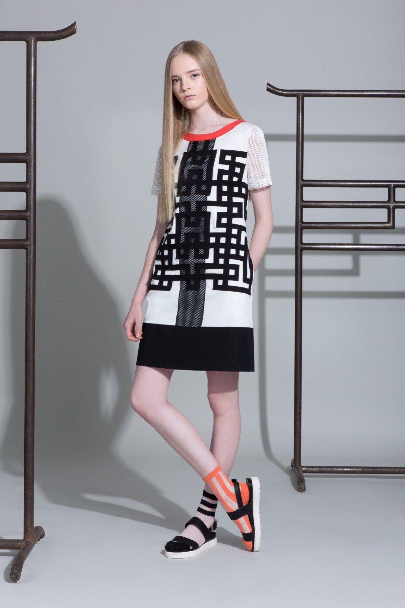 Vivienne Tam Resort 2016 Fashion Show