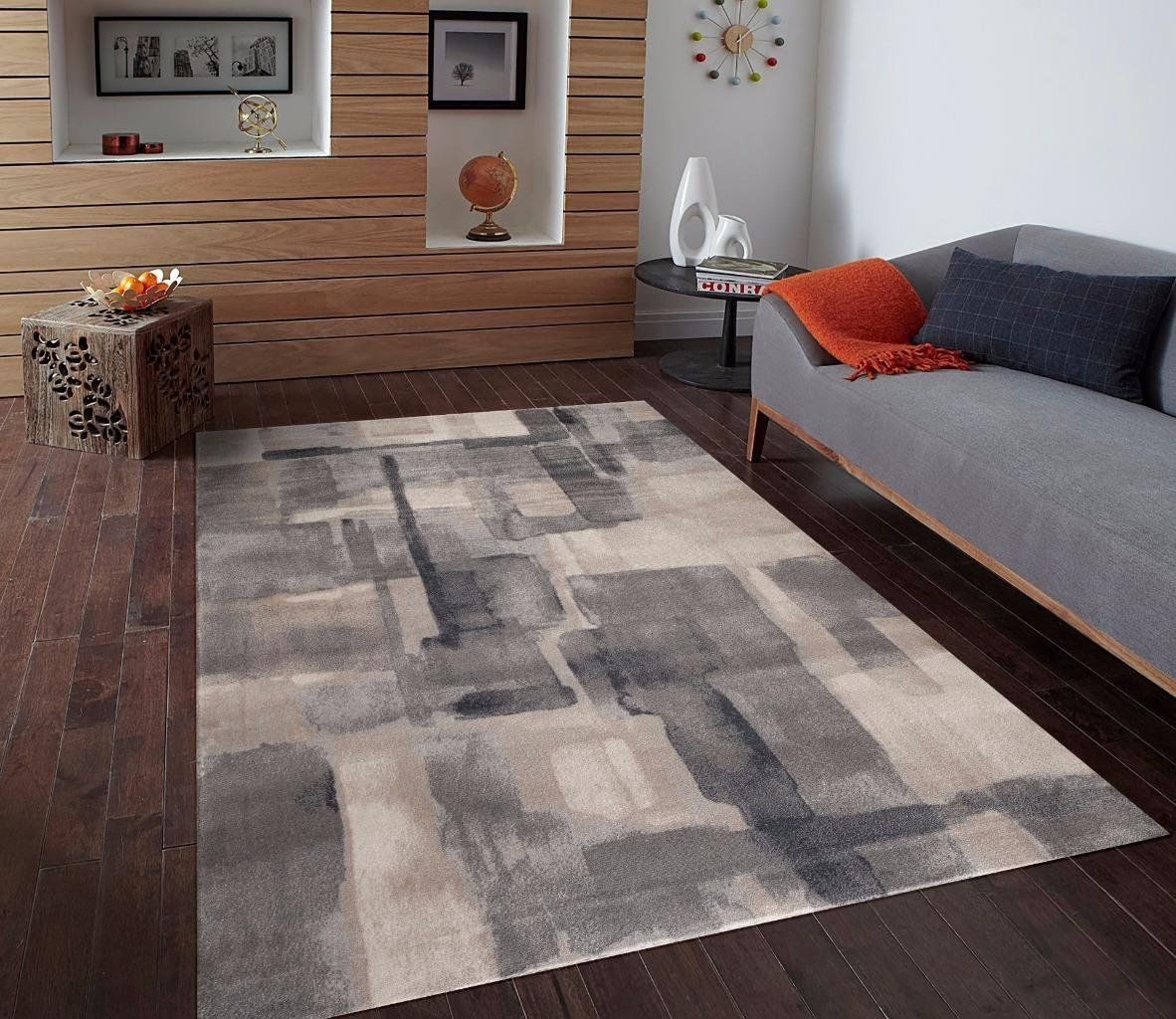 2428 Gray Area Rug Modern Carpet Large New Final Call For This Special Rugs Runners Pads