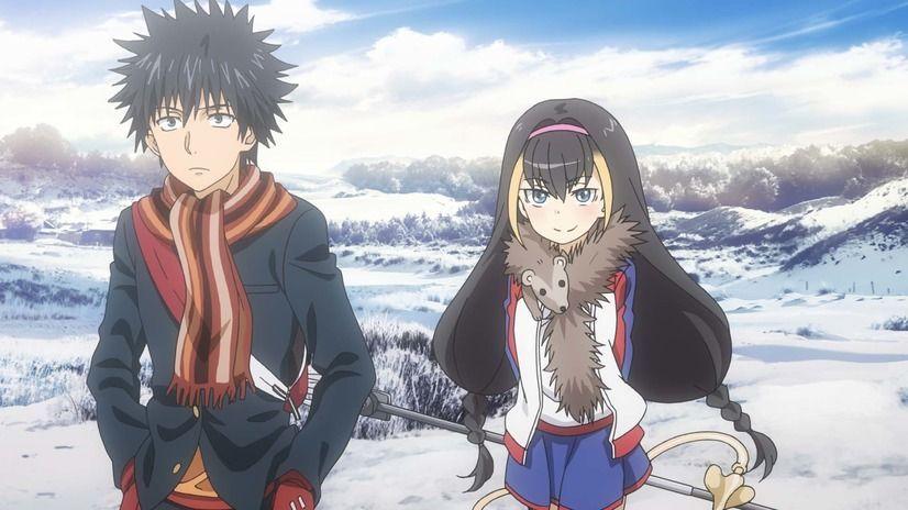 Pin By Blah Blahington On My Saves A Certain Magical Index Anime Manga Cosplay