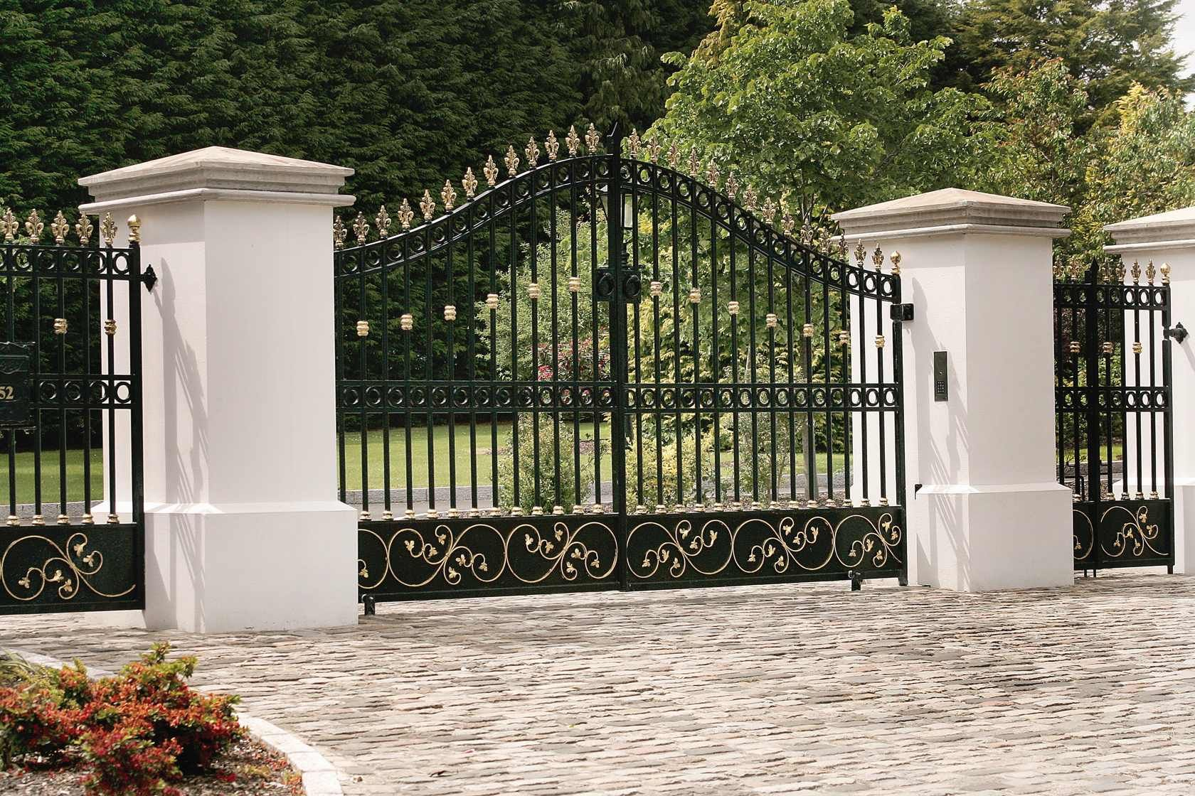images of old iron gates - Cerca con Google | home | Pinterest ...