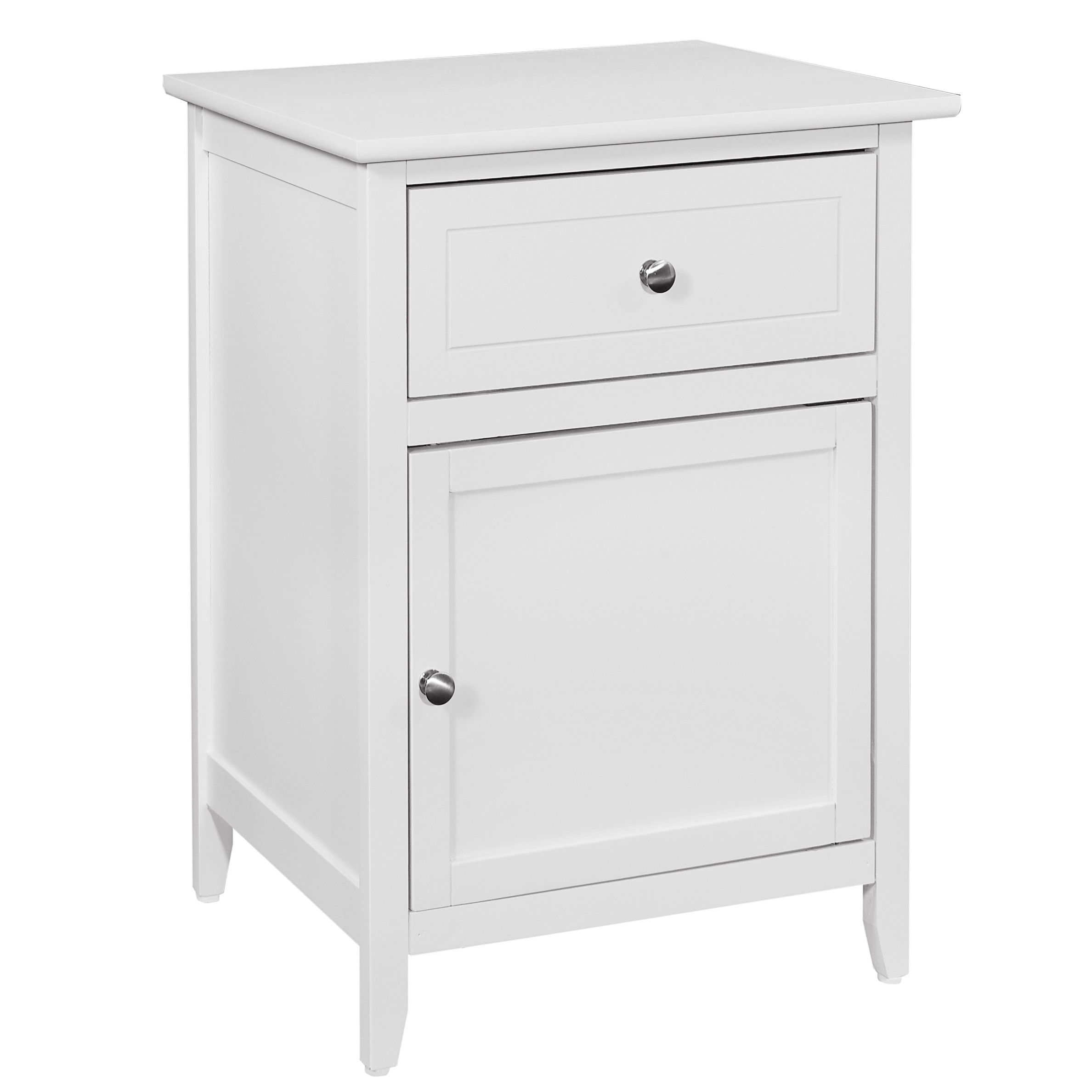 You Ll Love The Beacon 1 Drawer Nightstand At Wayfair Great Deals On All Furniture Products With Free Shipp Drawer Nightstand White Bedroom Furniture Drawers