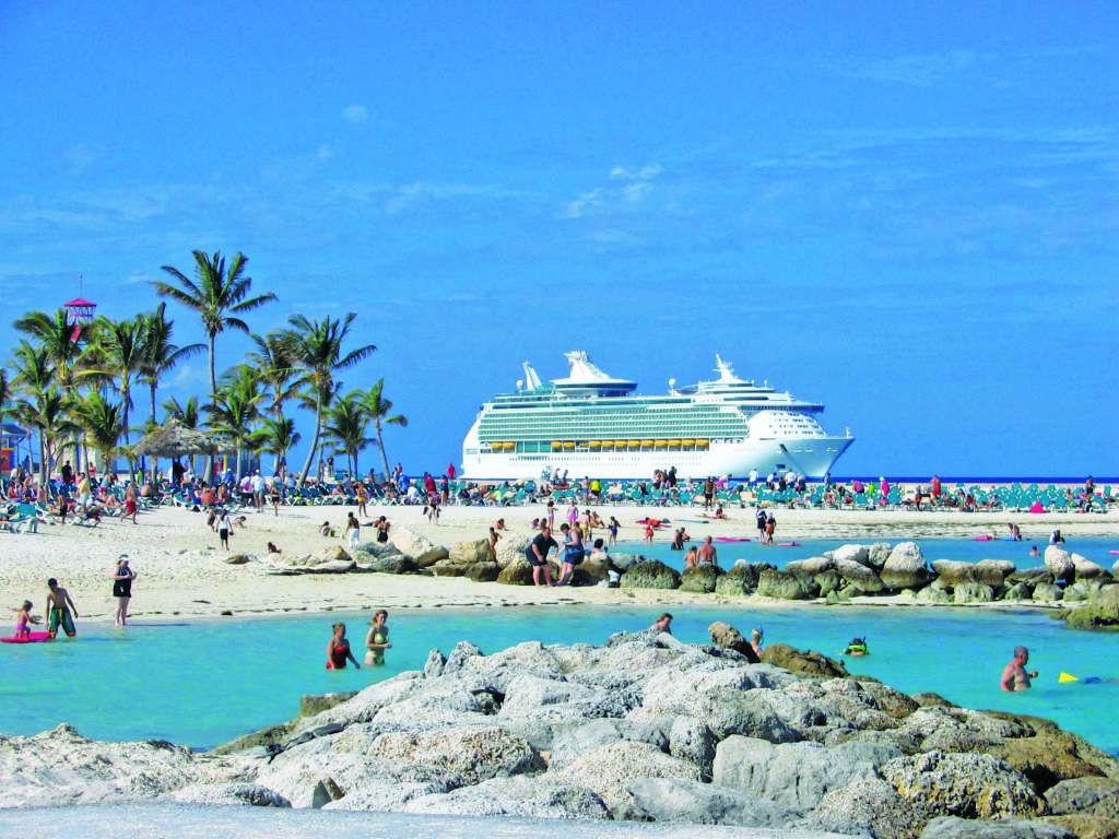 Cococay, Bahamas- Royal Caribbean's Private Island...I'll