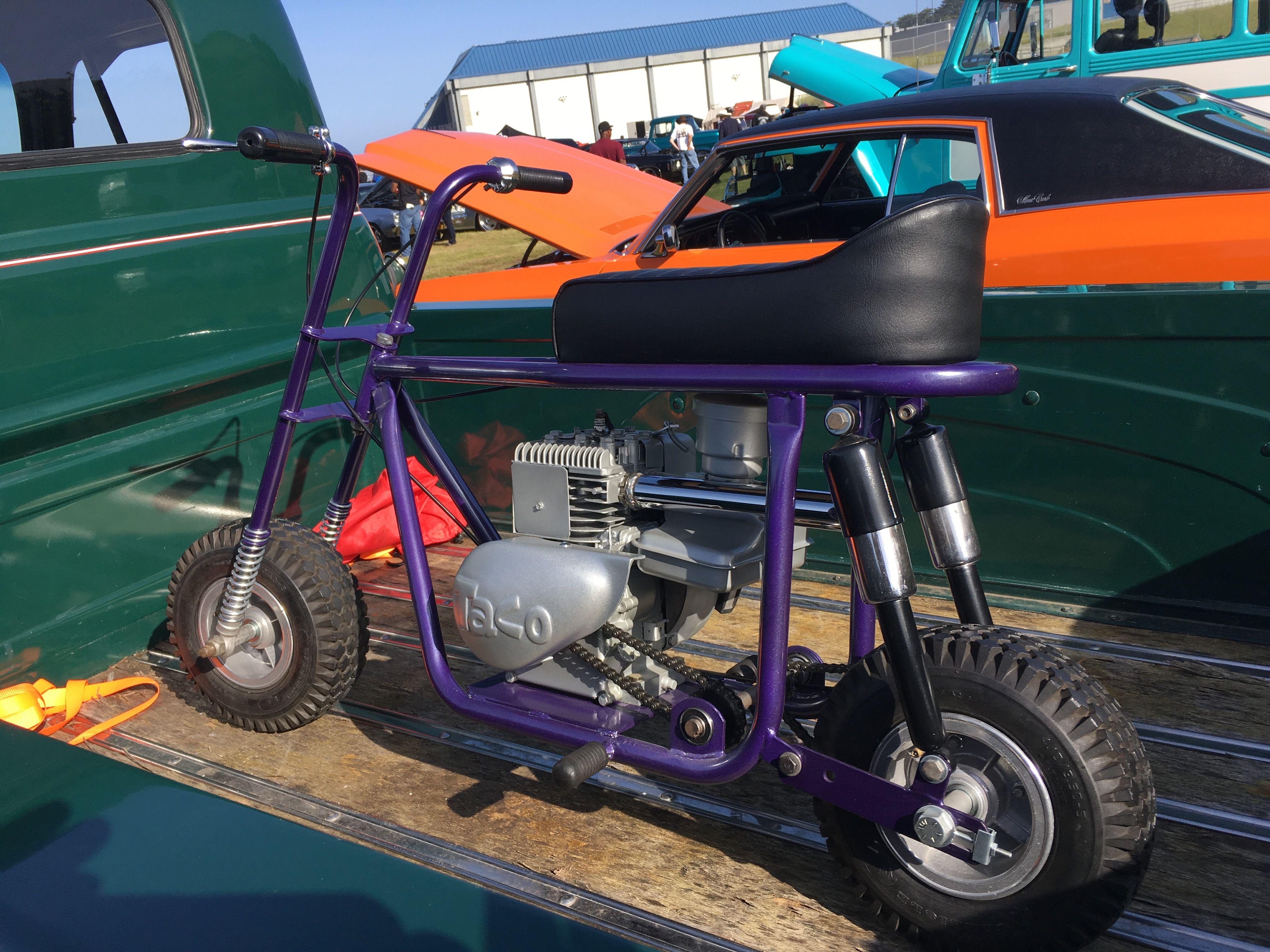 1967 Taco 44 Mini Bike Bike Motorcycle