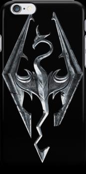 Skyrim Logo Iphone 6 Snap By Lion Of Zion Skyrim Wallpaper Iphone Skyrim Skyrim Wallpaper