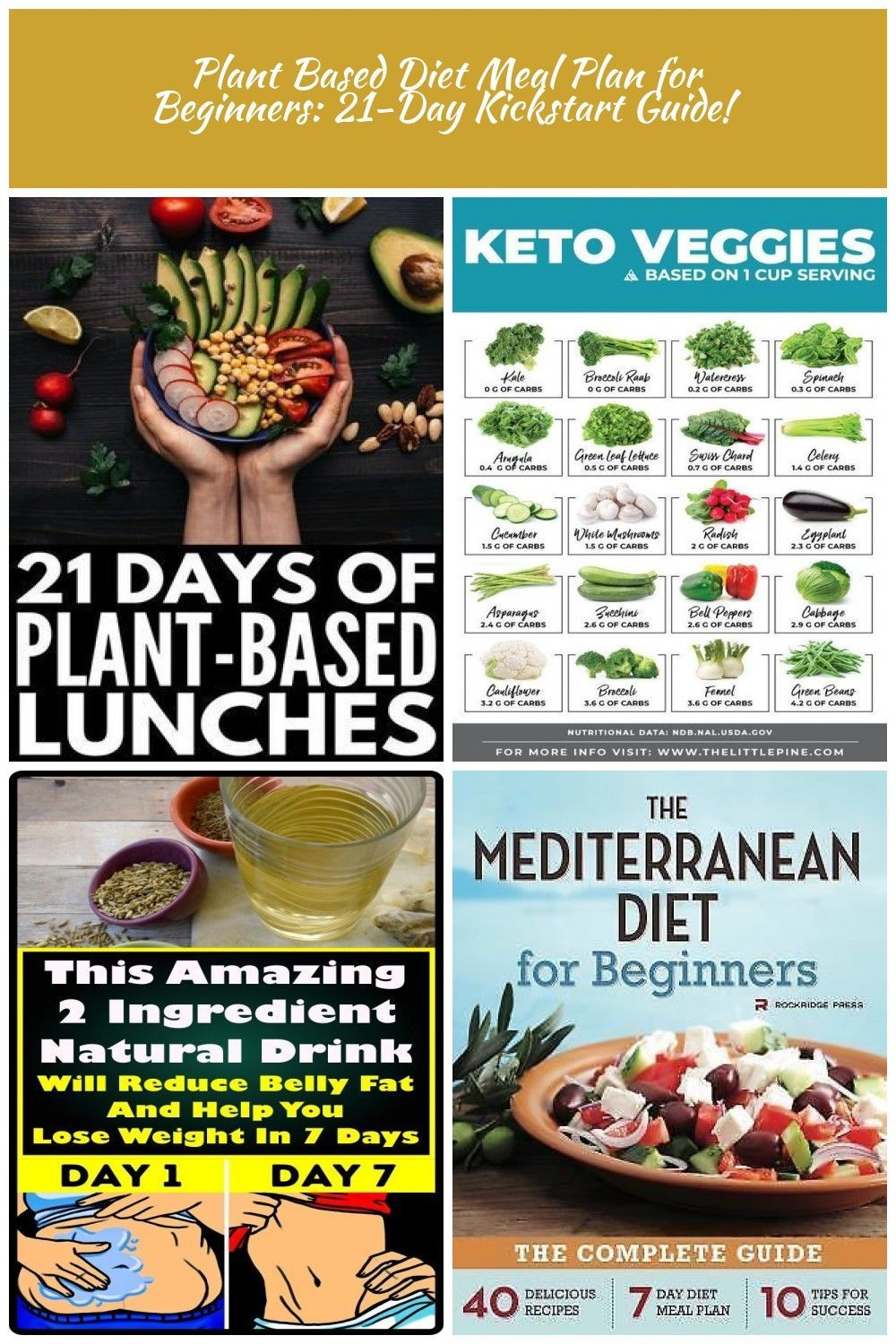 21-Day Plant Based Diet Meal Plan for Beginners | Looking for simple, whole food, budget-friend grocery lists and plant based recipes for weight loss? We've got a 21-day menu you'll LOVE. Whether you're looking for recipes for one, or need ideas for families (and for kids) so you're not cooking separate, these easy ideas will help you stick to your healthy eating goals without feeling deprived. #weightloss #plantbased #vegan #healthy #cleaneating diet plan for kids Plant Based Diet Meal Pl #plantbasedrecipesforbeginners