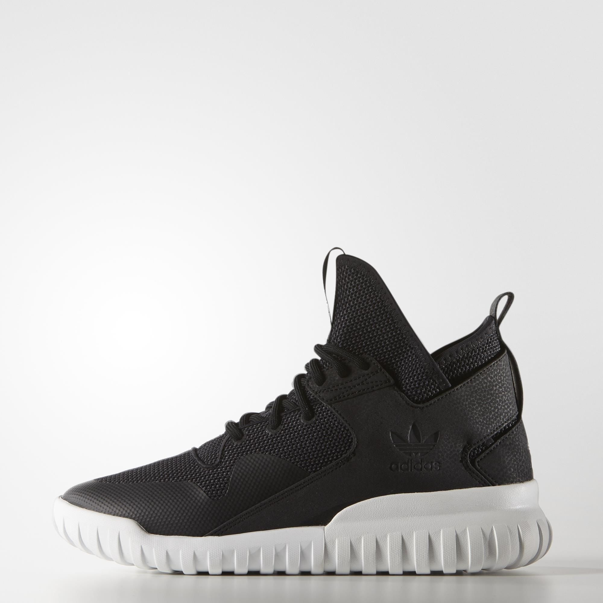 Footwear · adidas Tubular X Shoes - Black ...