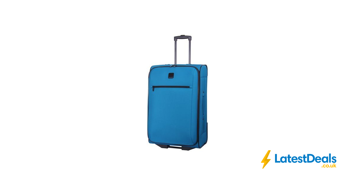 57f3672ab Tripp - Turquoise 'Glide Lite III' 2w Medium Suitcase, £29 at ...