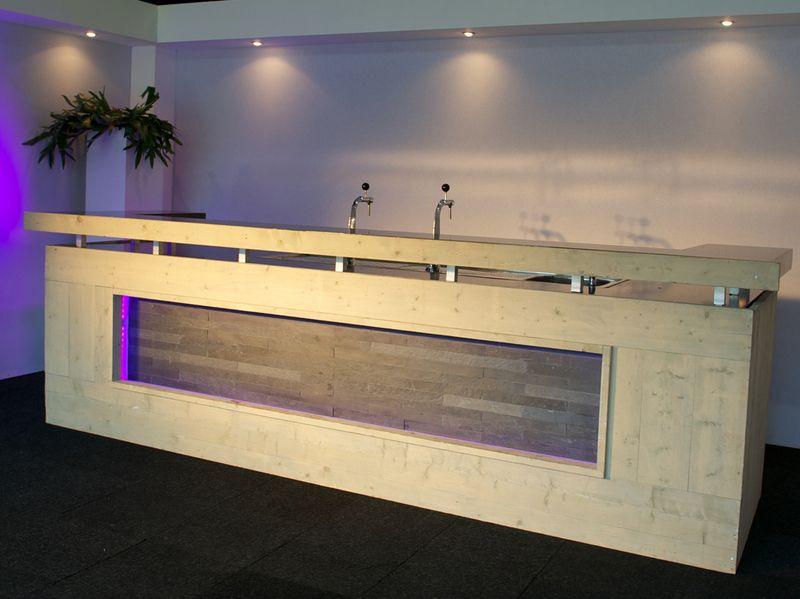 Steigerhouten bar google zoeken stijgerhout pinterest bar en zoeken - Inrichting van een lounge in lengte ...