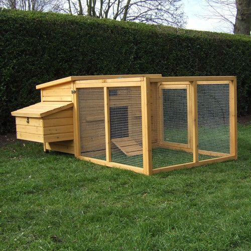 Chicken coop  run hen house poultry ark home nest box coup coops - Comment Monter Une Terrasse En Bois