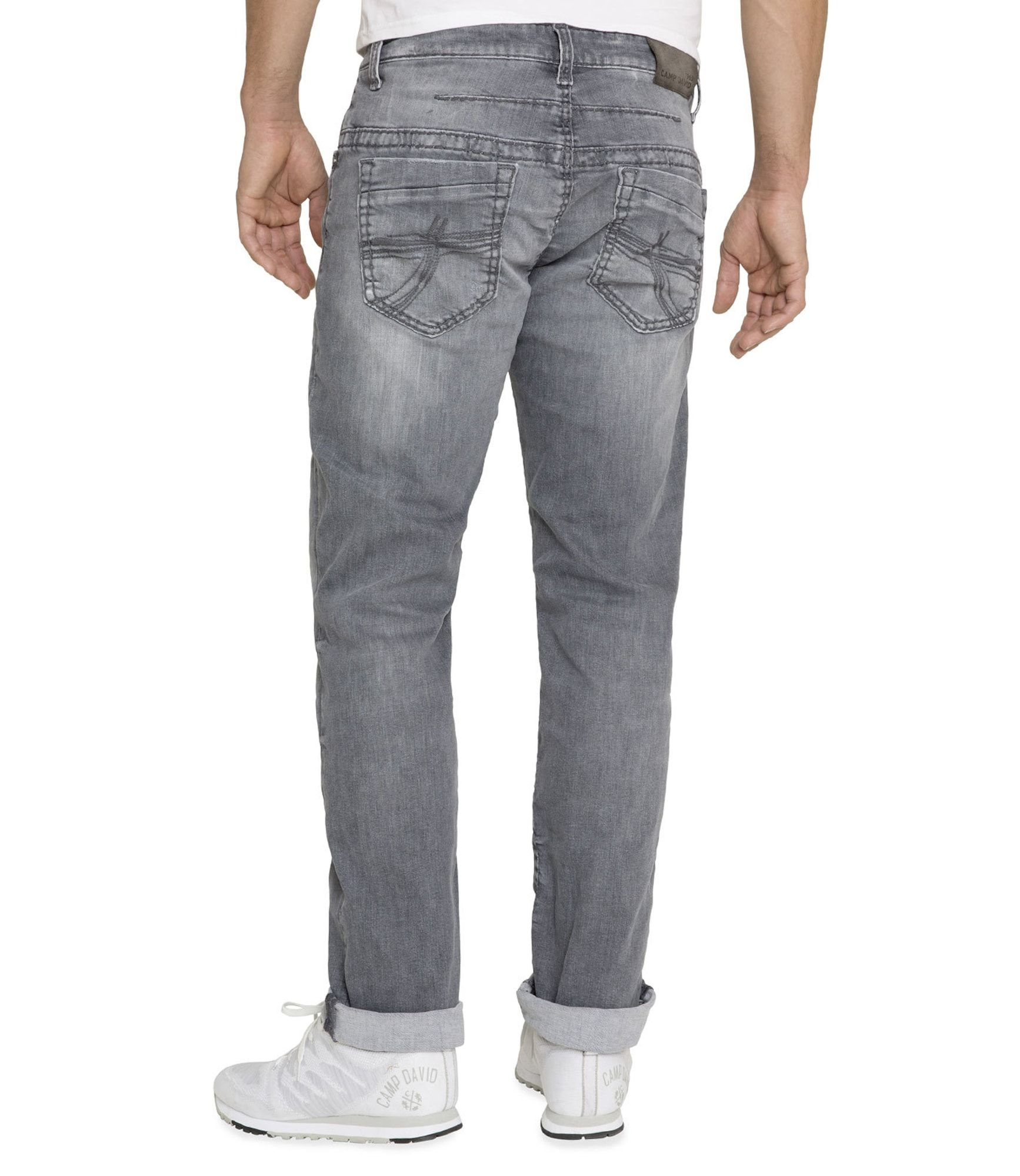 Camp David Jeans Herren Grau Grosse 34 Jeans Graue Jeans Und Farbe Grau