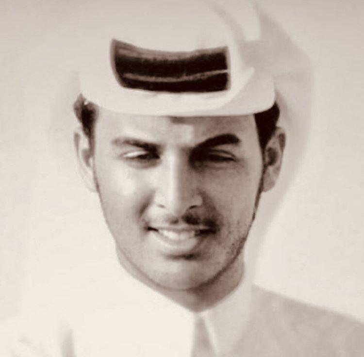 Prince Tamim Bin Hamad In The 90s Doha Qatar Keep Calm And Love Captain Hat Captain