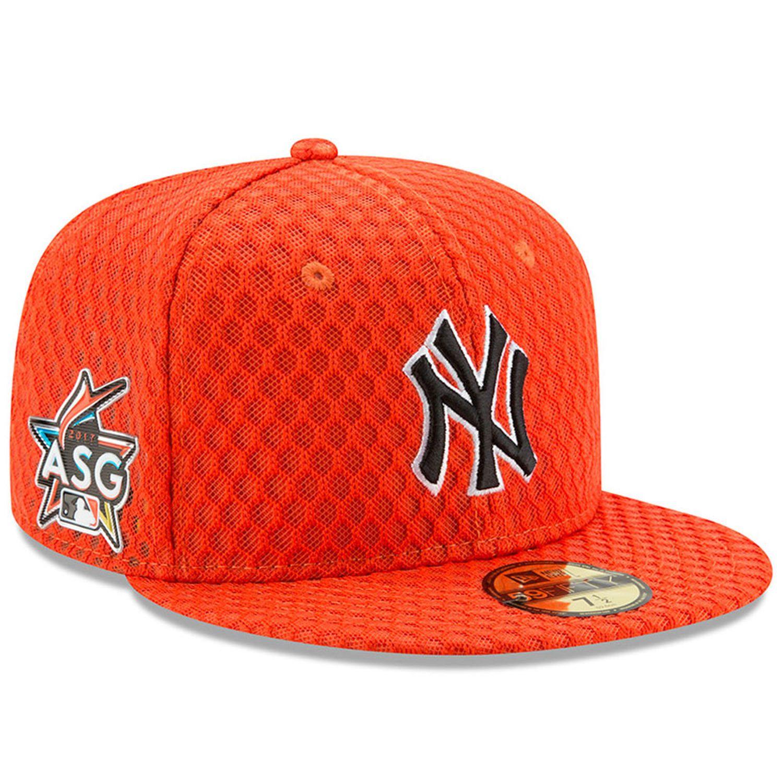 Mens new york yankees new era orange 2017 home run derby