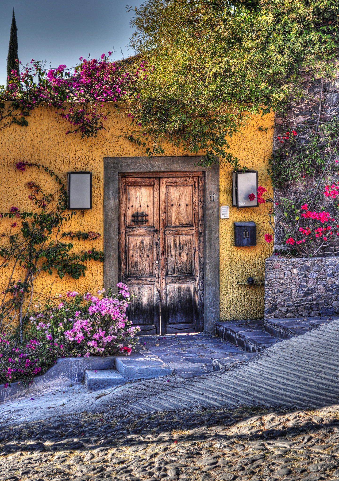 San Miguel de Allende, Mexico by Salvador Ruano on 500px