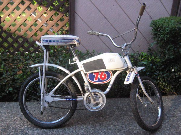 1976 Huffy Evil Knieveli Wanted One Of These Soooo Bad Even
