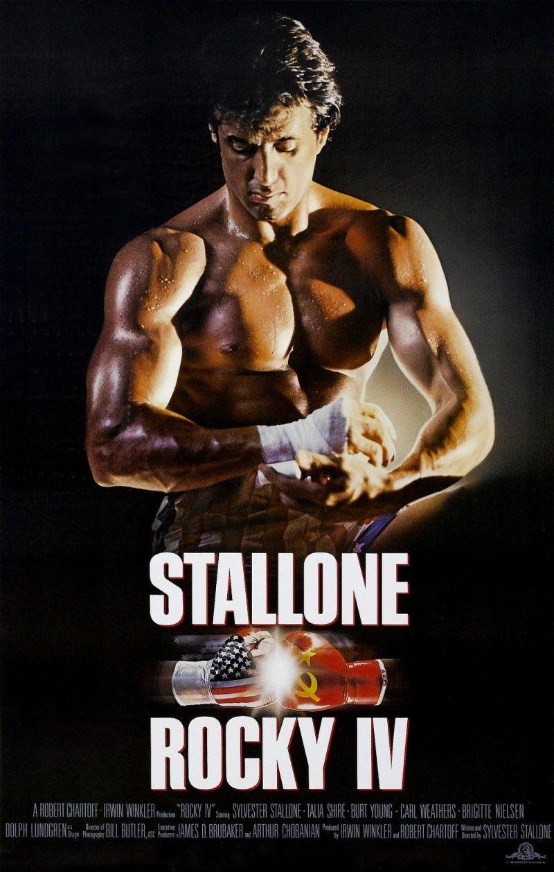 Rocky Iv Rocky Peliculas Peliculas Cine Poster De Cine