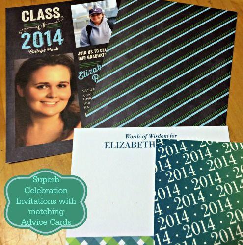 We love our Tiny Prints graduation invitations! #spon #TinyPrintsGrad