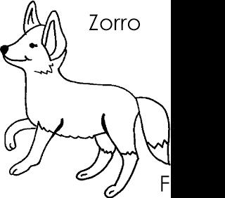 Imagenes Para Dibujar En Ingles Y Espanol Animales Del Bosque Para Colorear Ingles Espanol Animales Del Bosque Animales En Ingles Animales