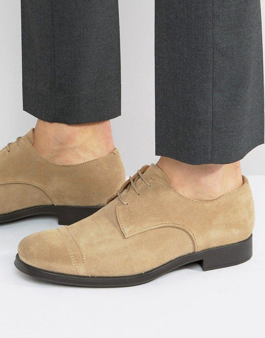 Selected Homme Chaussures En Daim - Oliver Pierre lEJTq4ZX