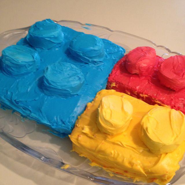 Lego Birthday Cake I Made My Boyfriend httpmbettycrockercom