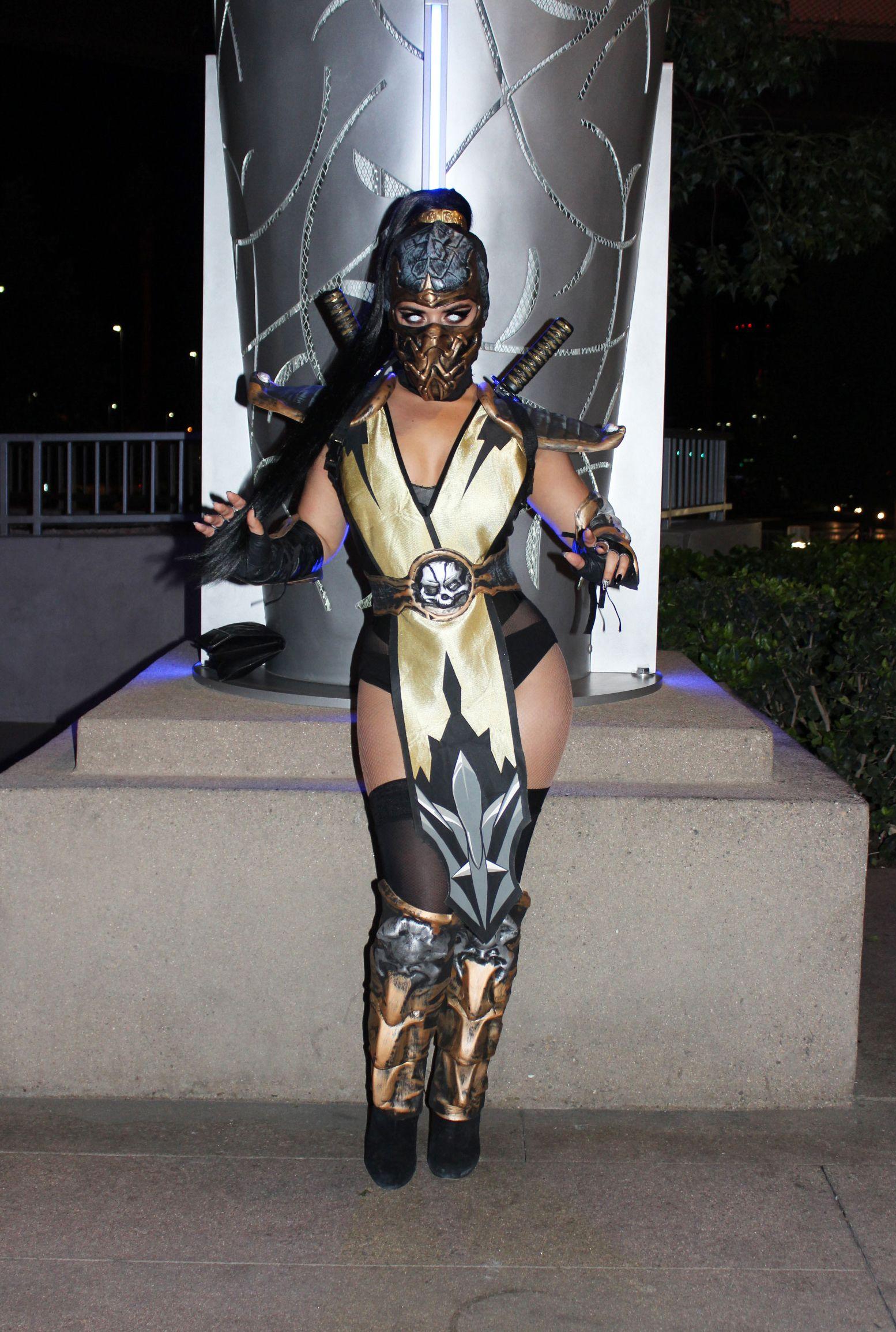 a mortal kombat halloween - Mortal Kombat Smoke Halloween Costume