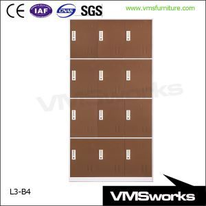 China Outdoor Industrial Steel Garge Storage Cabinets 12 Door Waterproof Lockers Unit For Public W Lockers For Sale Metal Storage Cabinets Speciality Cabinets