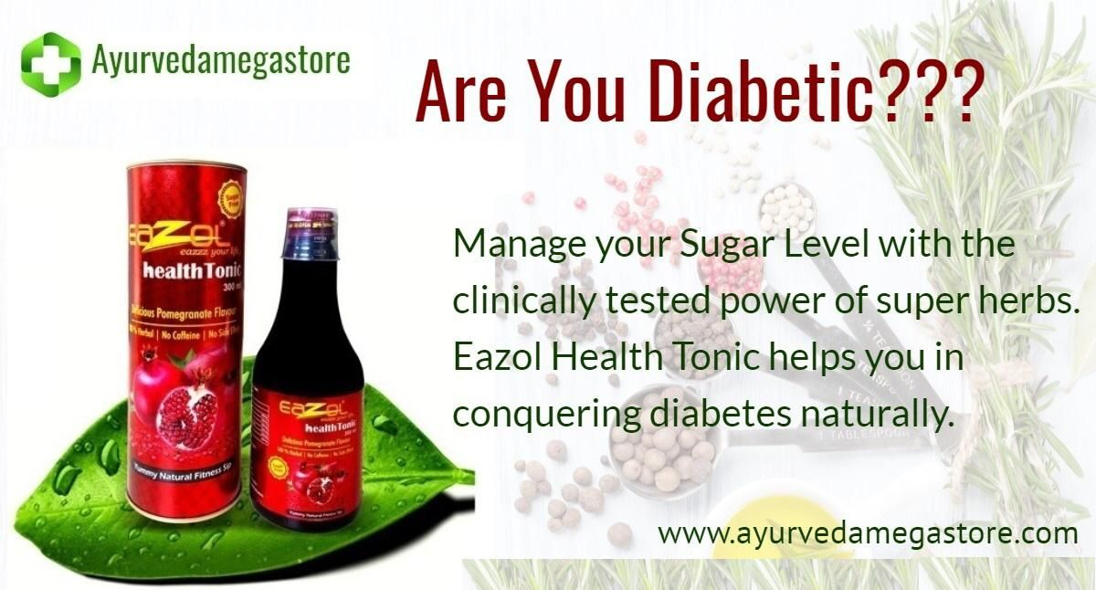 Are You Diabetic Manage Your Sugar Level With The Clinically