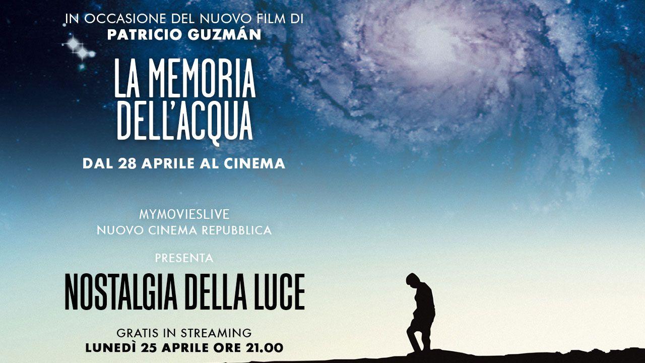 Nostalgia Della Luce Audio Originale Sottotitoli Italiano Un